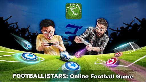 FootballiStars فوتبالیستارز فوتبال آنلاین ایرانیان apktreat screenshots 1