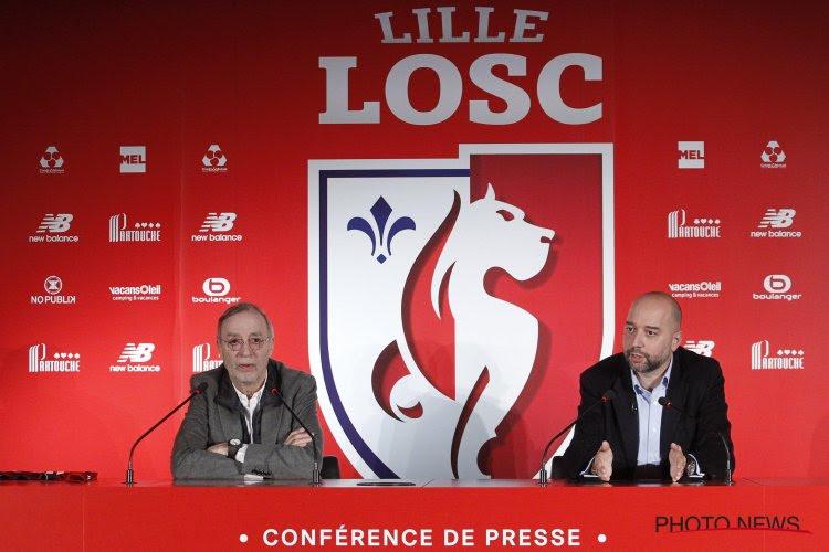 """Gérard Lopez sur le rapprochement entre le LOSC et Mouscron : """"C'est excitant"""""""