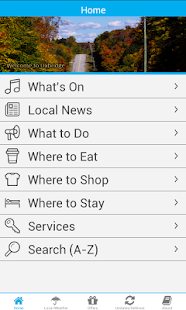 Uxbridge App- screenshot thumbnail