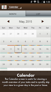 Schedule Planner Classic Pro - screenshot thumbnail