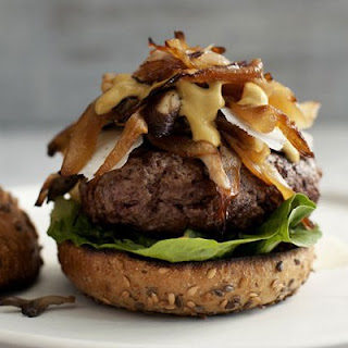 True Food Kitchen's Bison Umami Burger