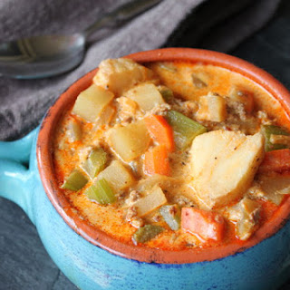 Chorizo & Fish Chowder Recipe
