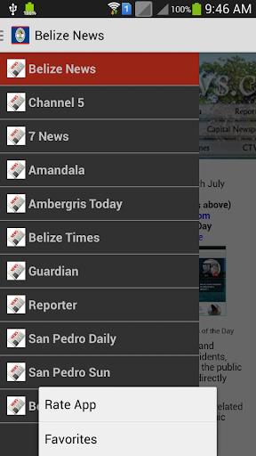 Belize News