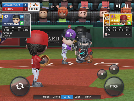 BASEBALL 9 1.4.7 screenshots 13