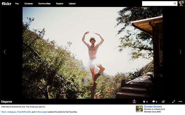 Flickr Secret Faves