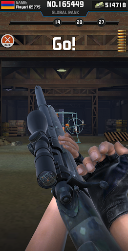 Shooting Range Sniper: Target Shooting Games Free 1.5 screenshots 4