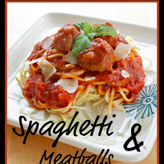 Spaghetti Meatballs Without Breadcrumbs Recipes.