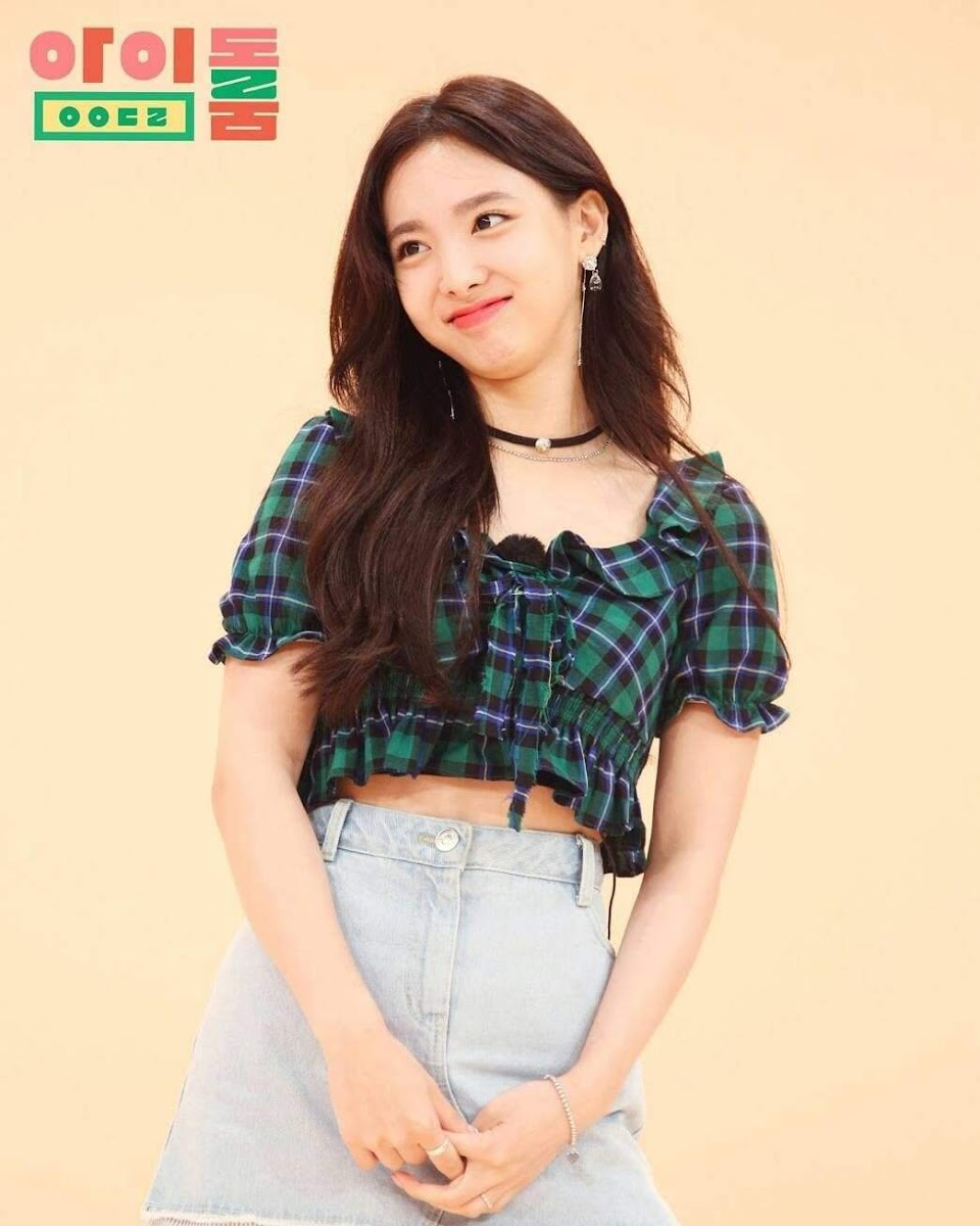 nayeon plaid 18