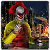 City Gangster Clown Robbery