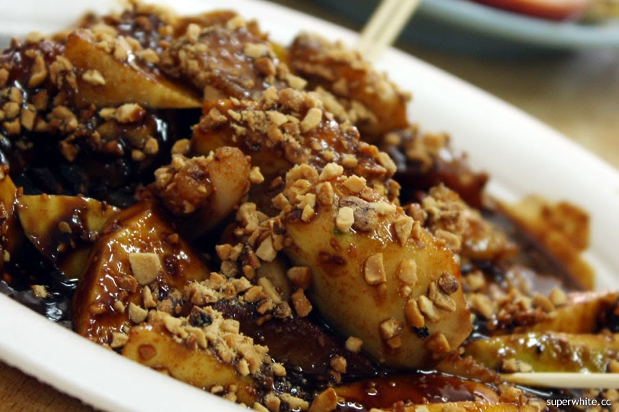 Penang Food Hunt Rojak