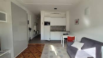 Studio meublé 26,36 m2