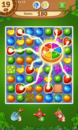 Juice Fruity Splash - Puzzle Game & Match 3 Games 1.3.9 {cheat|hack|gameplay|apk mod|resources generator} 2