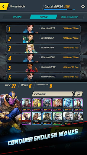 MARVEL Battle Lines 2.23.0 screenshots 9