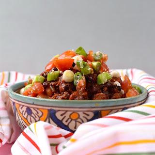 Chipotle Black Bean Stew Recipe