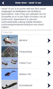 Texel Airshow - screenshot thumbnail