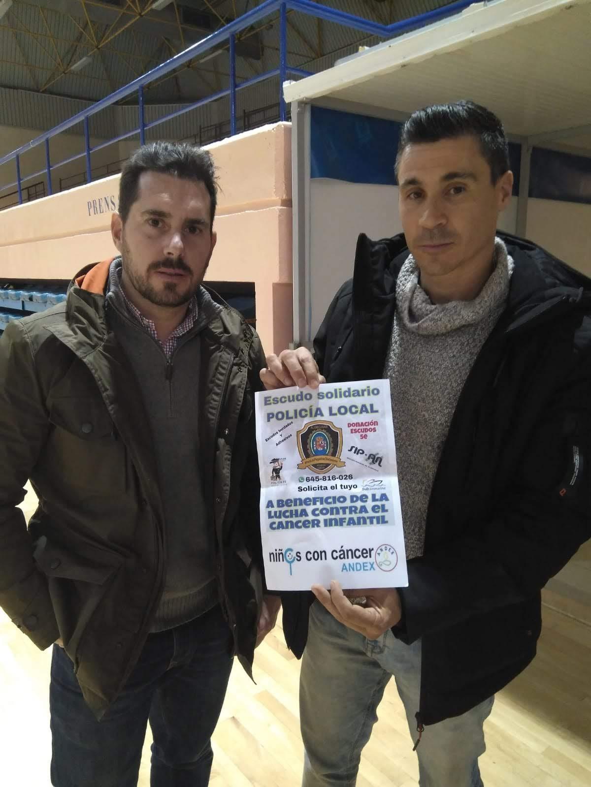 El UDEA Algeciras colabora en el partido de hoy con ANDEX