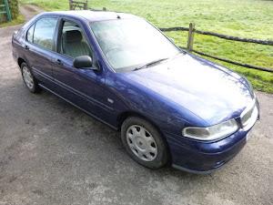 1999 ROVER 400