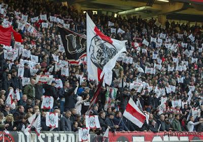 Un joueur de D2 néerlandaise se fait pincer par la TV à Tottenham - Ajax et reçoit son C4