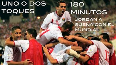 Photo: Jordania juega ante Uruguay el doble partido más importante de su historia