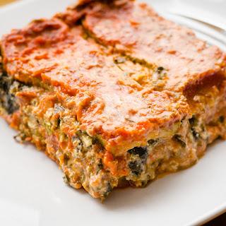 Vegan Gluten Free Lasagne