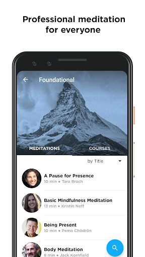 Mindfulness App screenshot 6