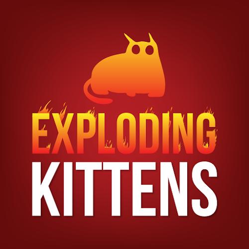 Exploding Kittens® - Official  (Unlocked)