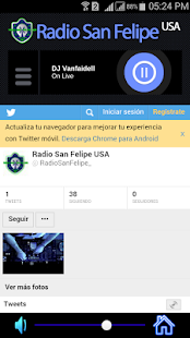 Radio San Felipe USA- screenshot thumbnail