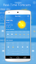Weather Radar & Forecast - screenshot thumbnail 03