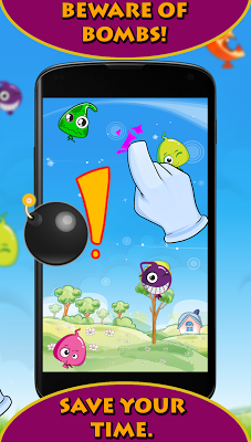 Balloon Popping Game for Kids - screenshot