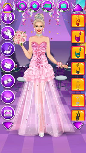 Prom Queen Dress Up - High School Rising Star  screenshots 11