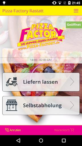 Pizza Factory Rastatt