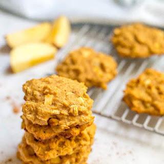 Apple Cinnamon Breakfast Cookies.