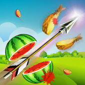 Fruit Archery Tournament