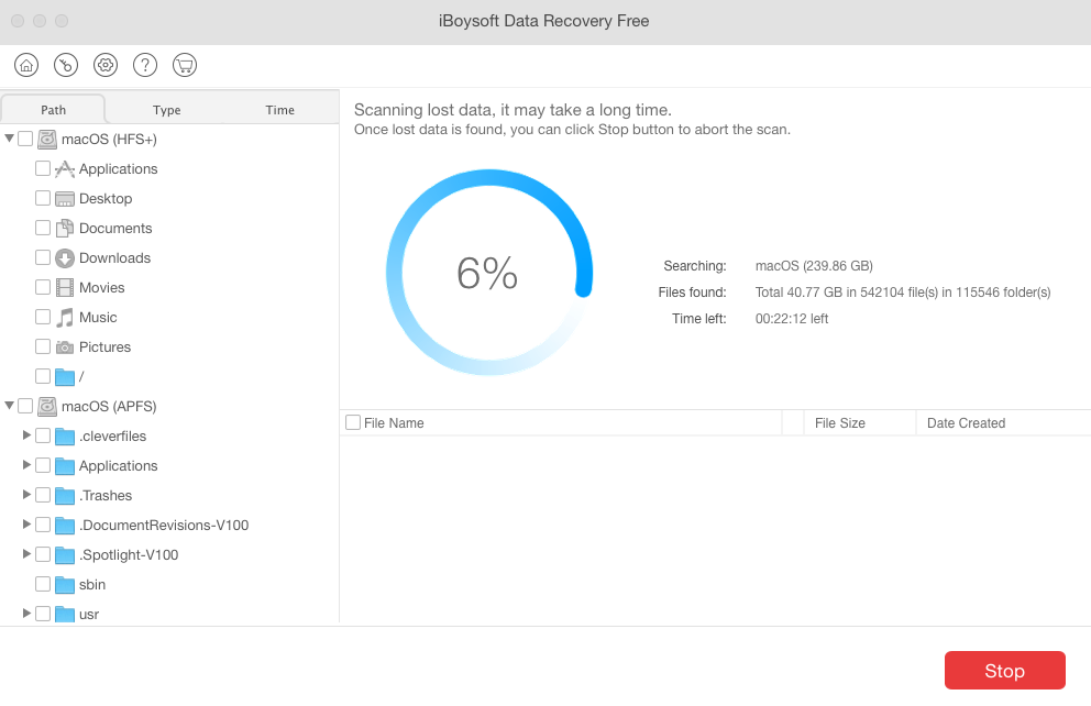 mac data recovery 2