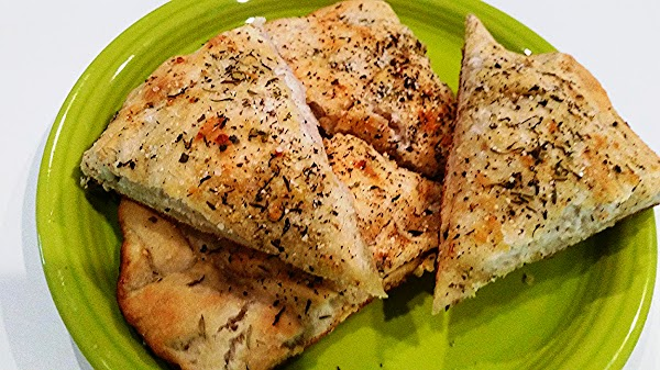 Cut into wedges and enjoy!