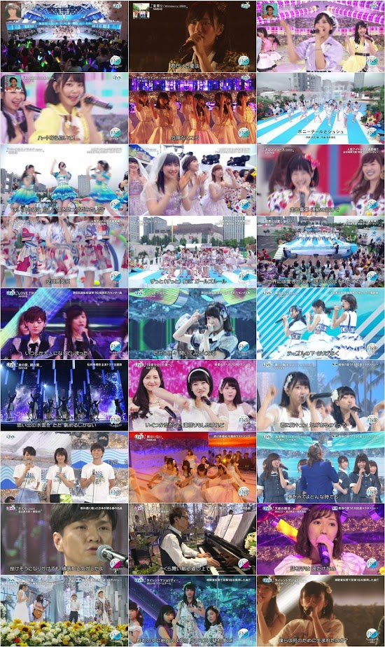 (TV-Music)(1080i) AKB48G 46G – FNSうたの夏まつり 2016 160718