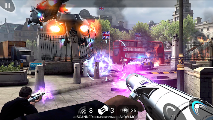 Men In Black: Galaxy Defenders Screenshot Image