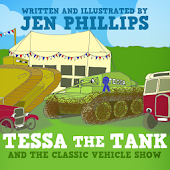 Tessa the Tank - book 1