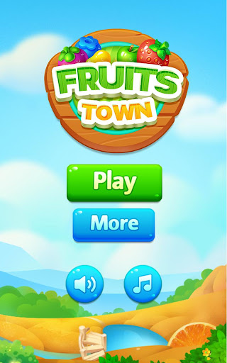 Fruits Town for PC