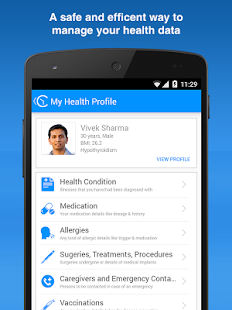 ContinuousCare Health App- screenshot thumbnail