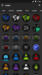 Stealth Icon Pack v4.5.0 APK 8
