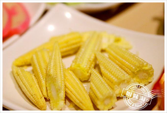 茉荳獨享鍋玉米筍