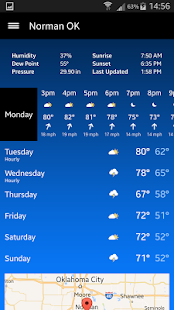 The Weather Center- screenshot thumbnail