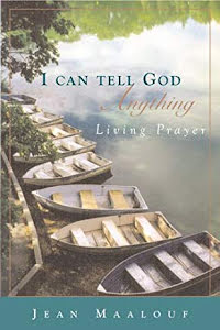 I CAN TELL GOD ANYTHING
