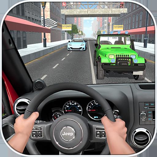 真正的交通道路瀝青吉普賽 模擬 App LOGO-硬是要APP