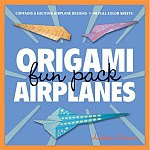 Photo: Origami Airplanes Fun Pack Andrew Dewar Tuttle (August 10, 2009) hardback ISBN 0804840334
