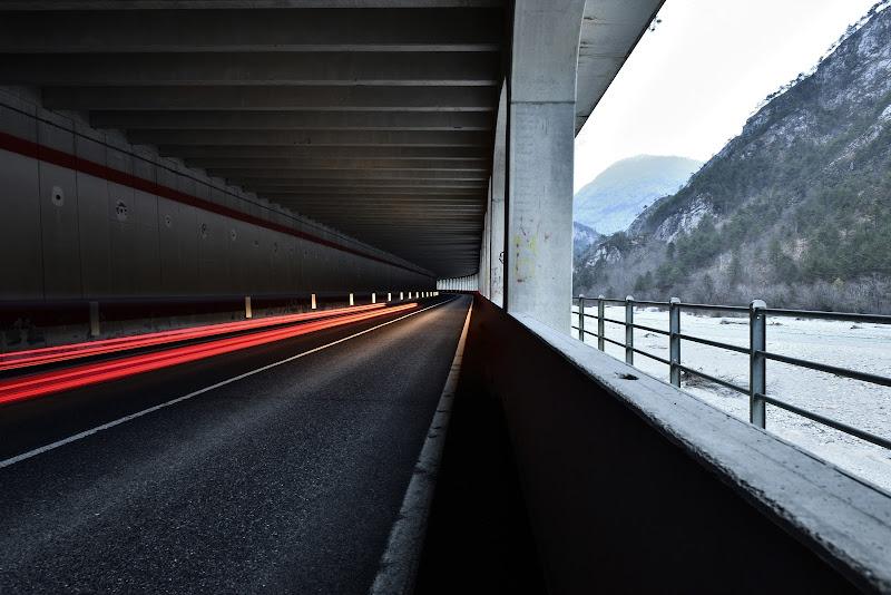 Scie on the road  di Matteo Faliero