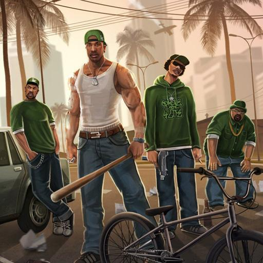 Mods San Andreas