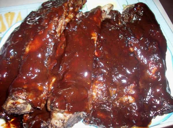 Bodacious Grilled Ribs Recipe