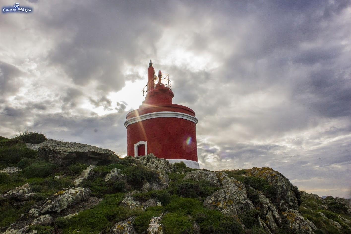 Faro de Punta Robaleira